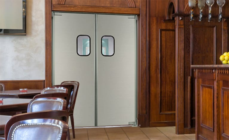 Charmant Aluminum Swinging Doors